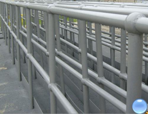 钢结构平台扶手栏杆制作要求