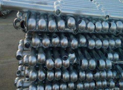 镀锌球形点立柱的预处理工艺
