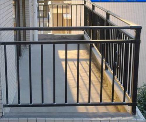 钢结构平台扶手栏杆制作尺寸