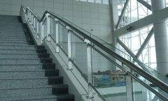 不锈钢楼梯栏杆、扶手施工工艺