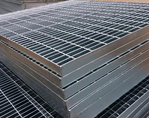 钢格栅板安装固定的几个方法