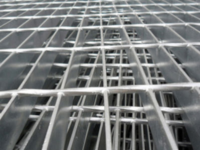关于格栅板焊接问题